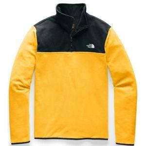 Men's The North Face TKA Glacier 1/4 Zip Fleece